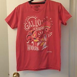 Galeano v-neck t-shirt size S